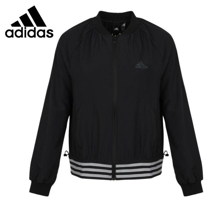 Original New Arrival 2018 Adidas FEM JKT WV Women's jacket Sportswear original new arrival 2018 adidas sn stm jkt m men s jacket sportswear