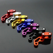 CNC Motorcycle Brake Line Clamps