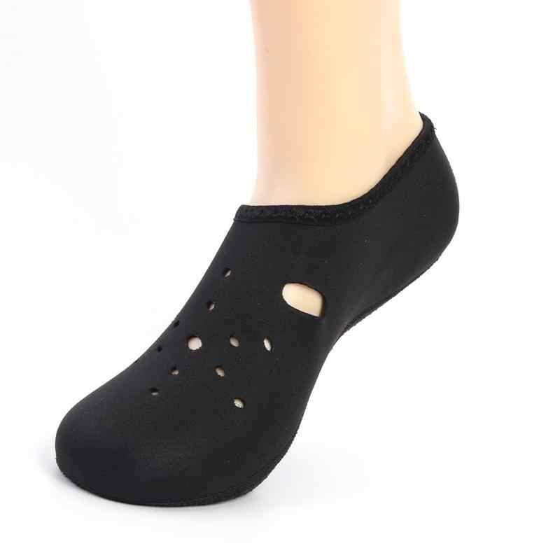 1 คู่ฤดูใบไม้ผลิกลางแจ้งดำน้ำกีฬาดำน้ำถุงเท้าชายหาดว่ายน้ำท่องรองเท้าสำหรับชายหญิง 33-43 ขนาด