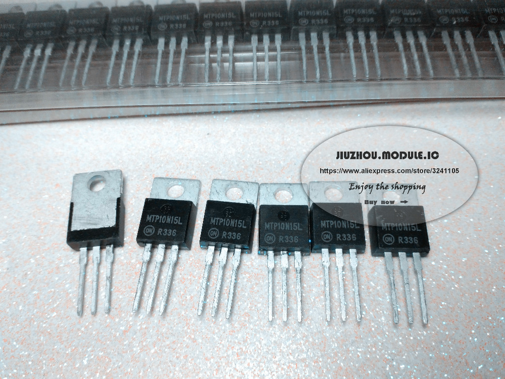 10PCS/LOT MTP10N15L TO220 TO-220 NEW Arrival Tested Well Welcome