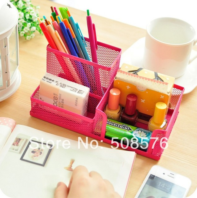 colorful office accessories. Colorful Office Accessories. Contemporary Accessories Free Shipping Organizer Desk Multifunctional Three Slots A