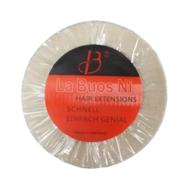 LA BUOS NI  strong double tape for skin weft/ pu weft/toupees /wig double tape hair tape