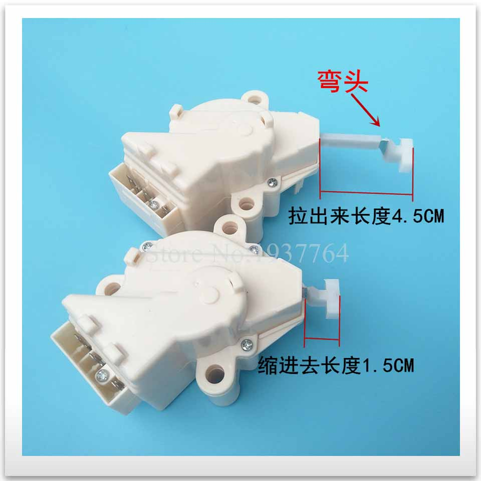 1pcs washing machine parts Motor rotortractor XPQ 6A hand rubbing washer drain valve motor
