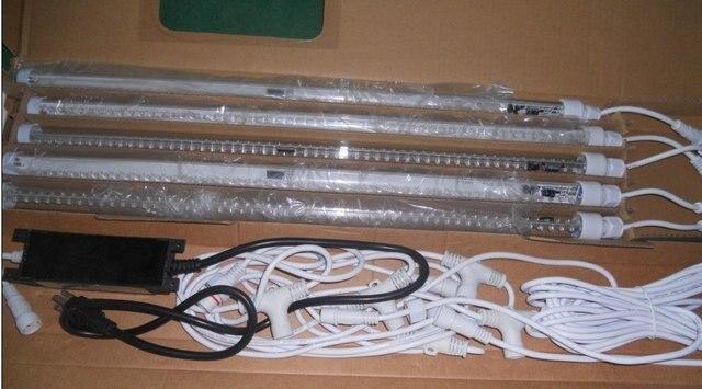 5pcs/set LED Meteor shower light;60cm long each piece, please advise the color