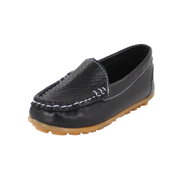 PU Leather Loafers for Boys and Girls