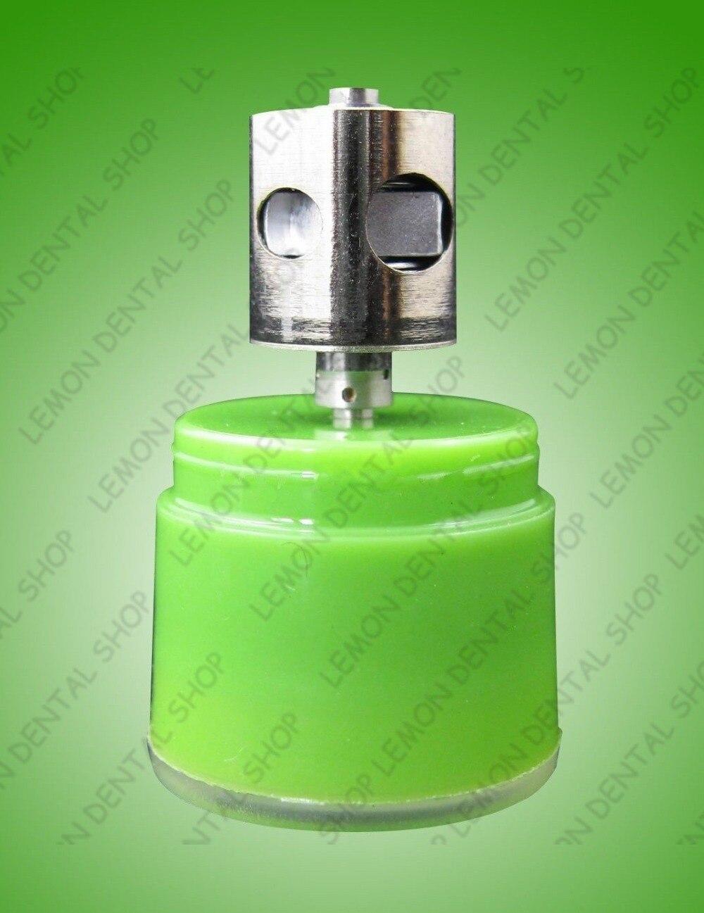 2x Kecepatan Tinggi Handpiece Gigi Push Button Cartridge Turbin MINI Head kompatibel dengan PANAAIR NSK