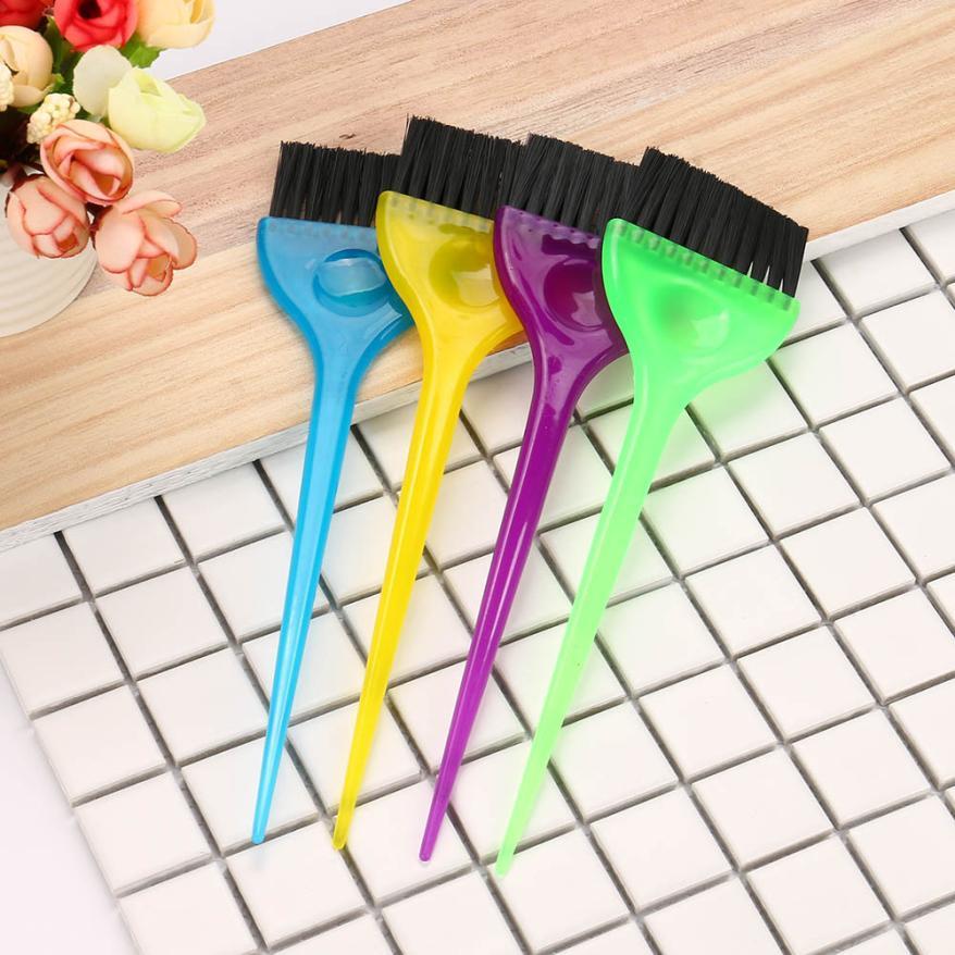 1 шт., пластиковый набор инструментов для окрашивания волос