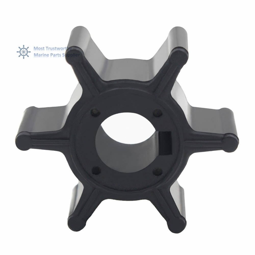 New Water Pump Impeller For Replacement YAMAHA (F2.5A/3A/Malta) 6L5-44352-00 500322 9-45615