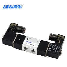 3V120-06  solenoid Air Valve 3 Port 2 Position 1/8