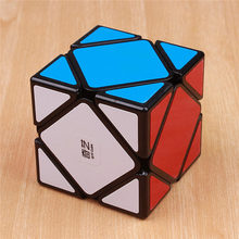 Qiyi skewb cube qicheng magic mofangge skew speed cube professional puzzle bricks block new year gift