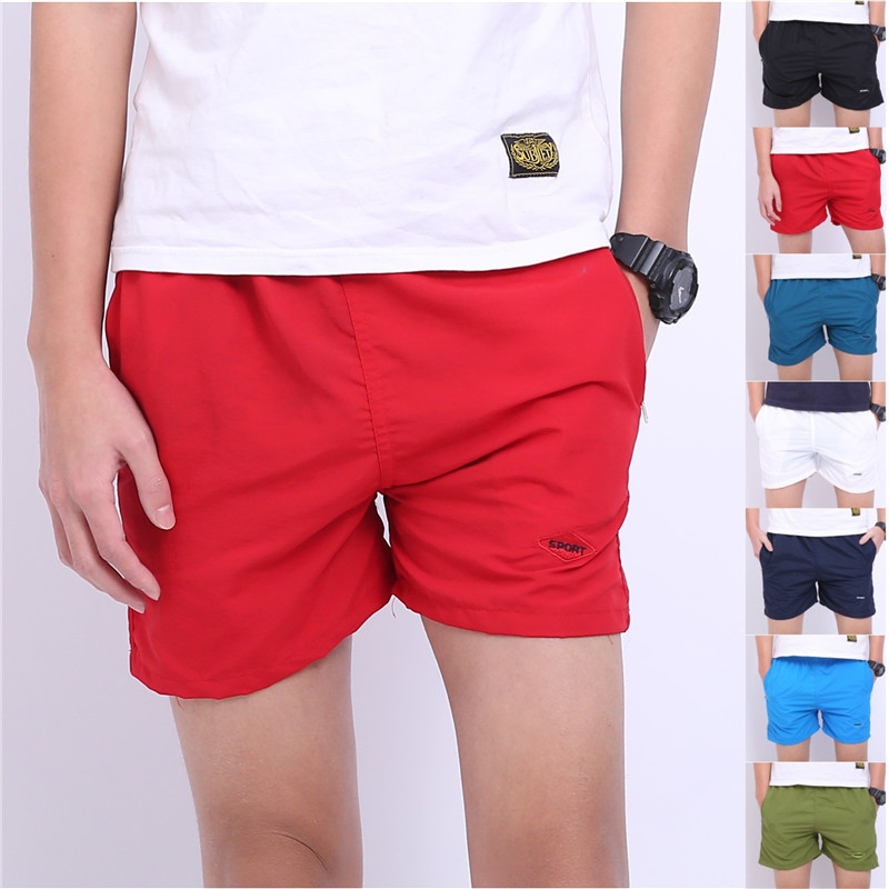 Mens Swimwear Swim   Shorts   Trunks Beach   Board     Shorts   Swimming   Short   Pants Swimsuits Men Running Sports Surfing   shorts