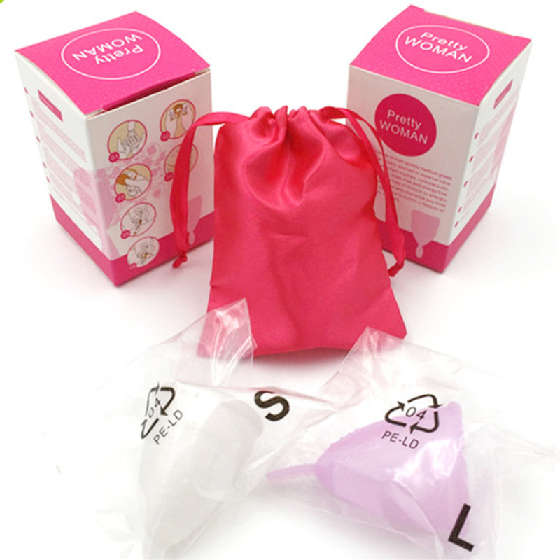 copas menstruales cups menstruatie cup coppetta mestruale kubek menstruacyjny reusable pads menstrual menstruation cup in Feminine Hygiene Product from Beauty Health