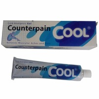 120g Thailand Counterpain Cool Analgesic Ointment Relieves Joint Arthritis Pain Muscle Ache Sports Injury Sprain Massage Cream