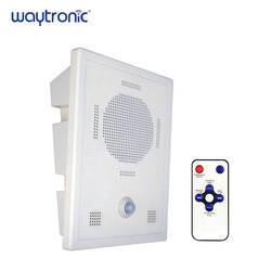 Мобильный телефон Bluetooth Беспроводной голос сменная Сенсор громкий Динамик настенное крепление с высоким Мощность MP3 аудио объявление