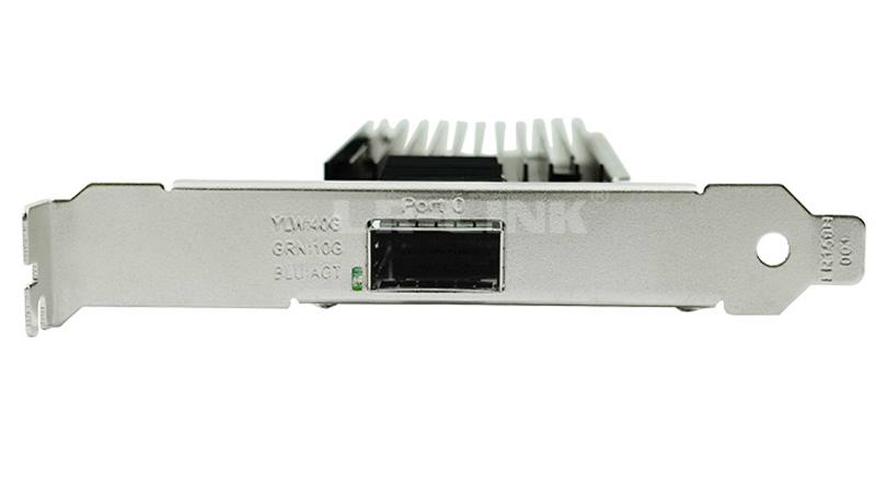 LREC9901BF-QSFP PCIe v3.0 x8 40 Gigabit 1 Port Server Ethernet Adapter Intel XL710 Based (1 x QSFP2