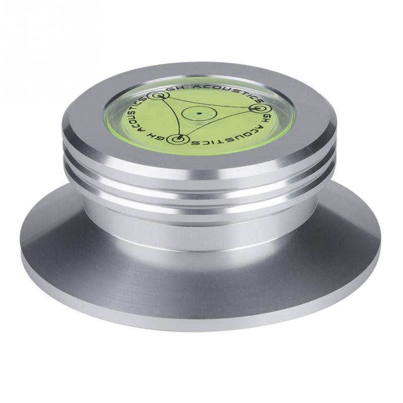 Plattenspieler Tragbares Audio & Video Kreativ Audio Lp Vinyl Plattenspieler Metall Disc Stabilisator Rekord Player Gewicht Clamp Hifi