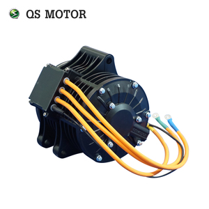 Image 2 - QS high turque 3000W 138 70H mid drive motor for electric motorcycle 100kph
