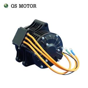 Image 2 - QS גבוהה turque 3000 W 138 70 H אמצע כונן מנוע חשמלי אופנוע 100kph