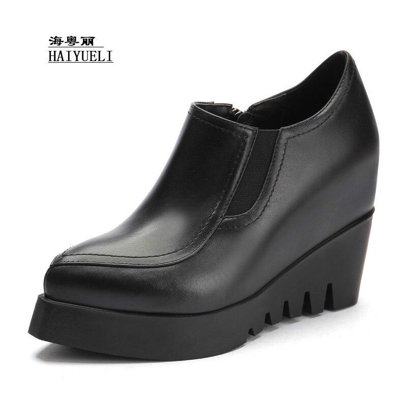 Botas Superior Cuero Comprar Mujer Producto Zapatos De Genuino ngwa4UHq0