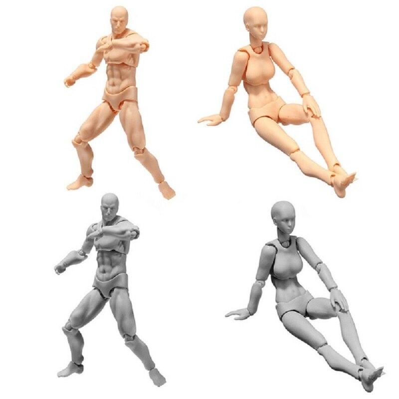 Эскиз Средства ухода за кожей Кун/Средства ухода за кожей Чан DX набор движимого мужской  женский аниме архетип он она ферритовый Figma движимо... ...
