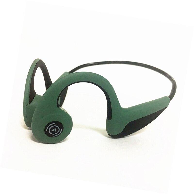 Доставка в течение 24 часов! Горячие Z8 наушники Bluetooth 5,0 костной проводимости гарнитуры Беспроводной Спортивные Наушники Гарнитуры Hands