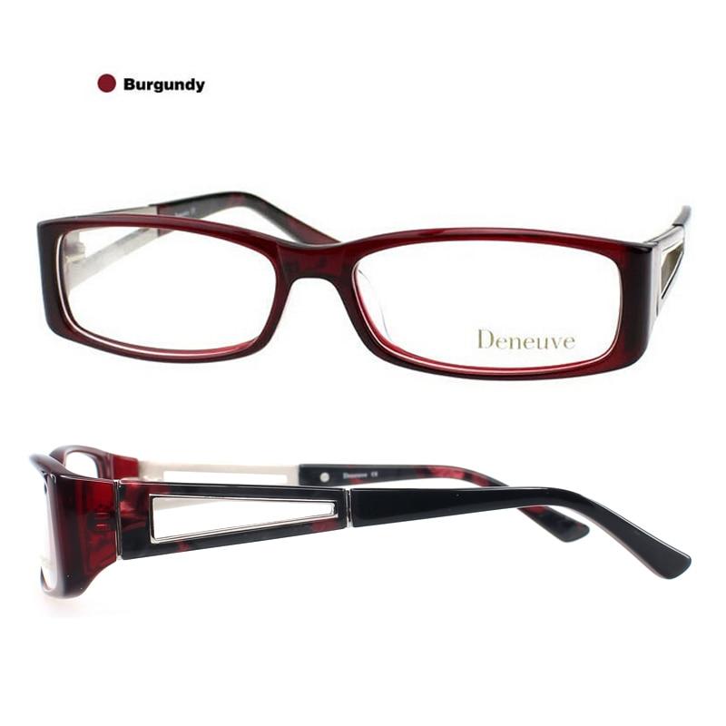 2018 Fashion Brand Design Acetat Eyewear Optiske Briller Ramme Oculos - Beklædningstilbehør - Foto 5