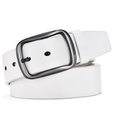 Pu Pin Buckle Belt