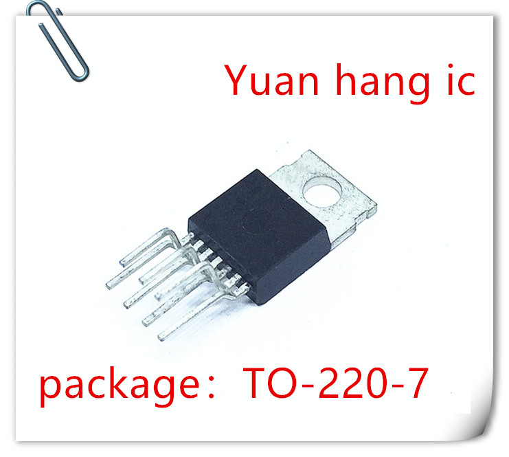 NEW 10PCS LOT TLE4261S TLE4261 TO 220 7 IC