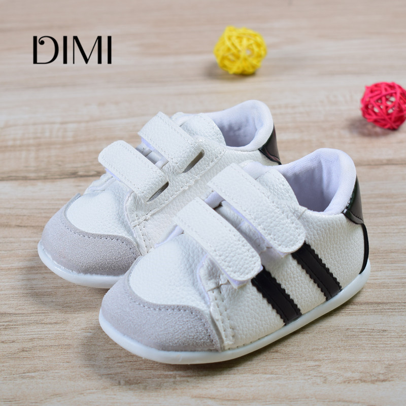 Genuine Leather Baby Moccasins Infant First Walker Shoes Baby Girls Boys Soft Soled Shoes For Kids Newborn Baby Shoes EU 15-19