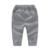 2016 nuevo estilo de Moda ropa del bebé caballero 3 unids/set partido y de la boda de Manga Larga Niños Ropa Boy Set envío gratis