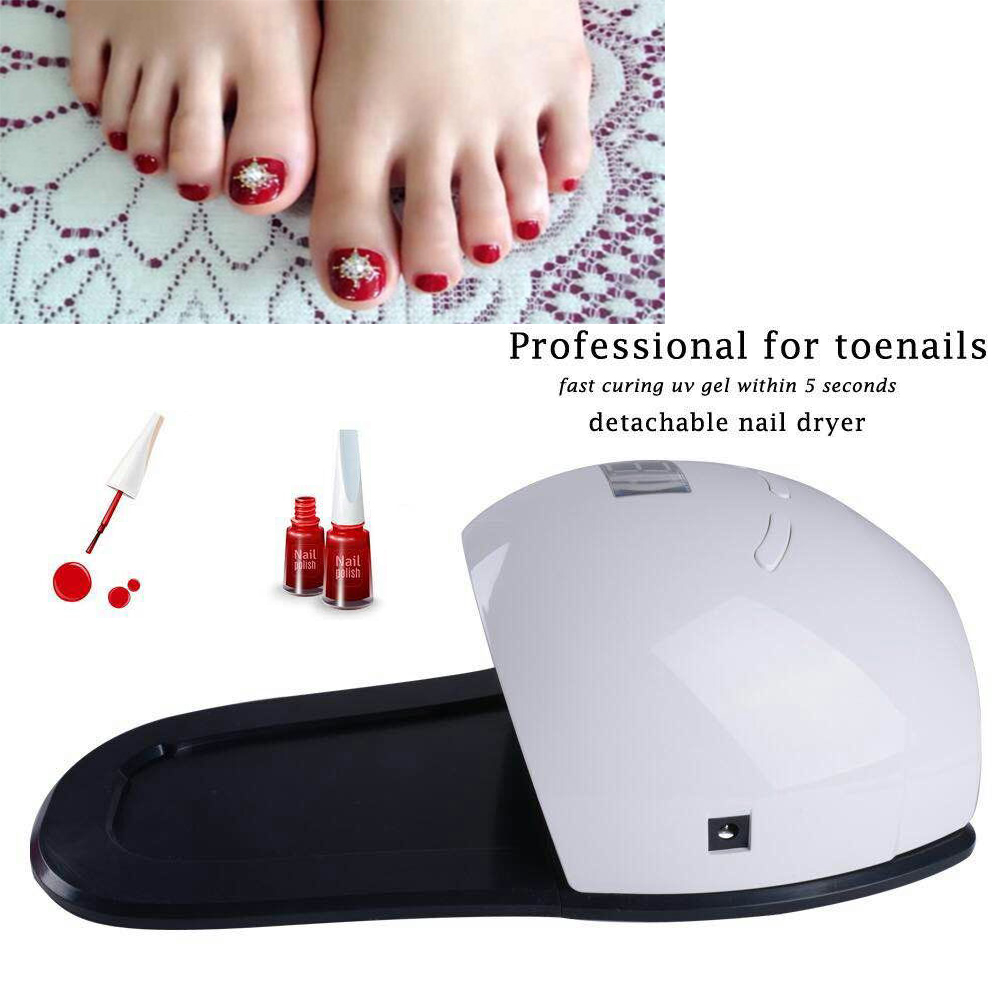 48W Rainbow 4 fashion professional foot nail UV LED nail lamps Manicurist nail professional drying lights foot care tool48W Rainbow 4 fashion professional foot nail UV LED nail lamps Manicurist nail professional drying lights foot care tool