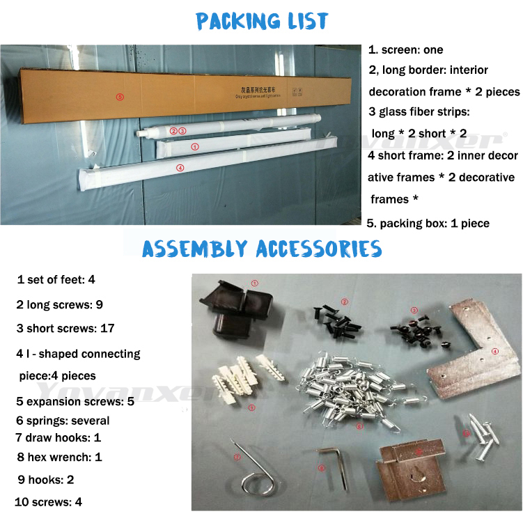 11-Packing List