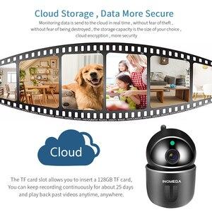 Image 5 - Inqmega 1080p nuvem ip câmera de vigilância rastreamento automático câmera de segurança em casa sem fio wifi rede cctv câmera monitor do bebê