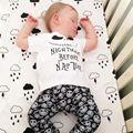 Humor bear 2017 novo estilo de conjuntos de roupas de bebê menino de verão de algodão dos desenhos animados manga curta 2 pcs roupas de bebê menino