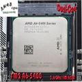 AMD FM2 A6-5400 CPU 3.6Ghz/1M 65w APU Integrierte grafik 904 Pin CPU Sell A4-5300 6300   Desktop processor Free shipping