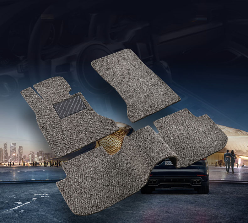 2 Clip SINGLE DRIVERS CAR MAT TAILORED FULLY MITSUBISHI ASX 10+