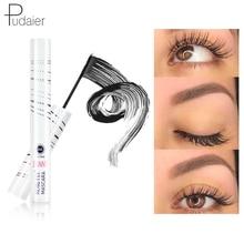 Mascara Waterproof Curling Eyelashes Makeup Eyes-Extension Thick-Lash Silk Rimel-De-Alargamiento