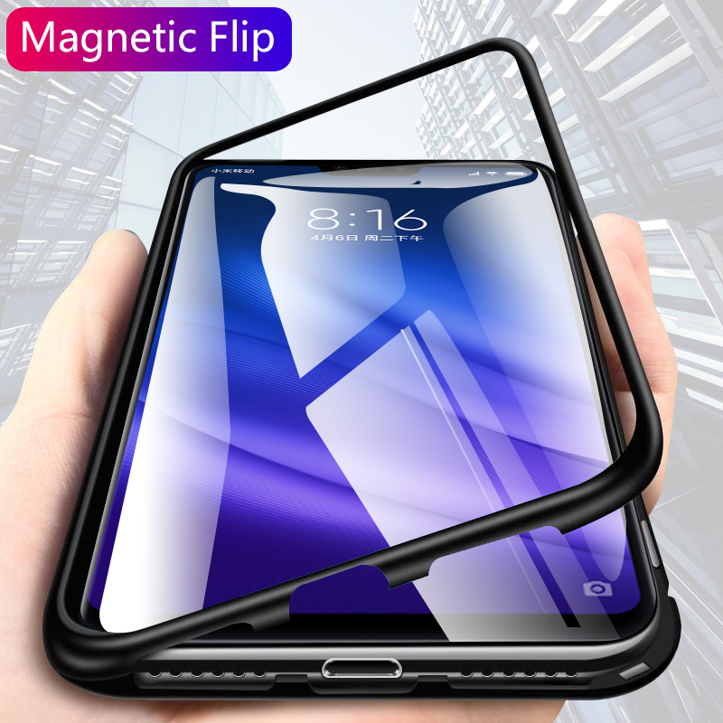Mega Sale #a8b2f Magnetic Adsorption Phone Case On For
