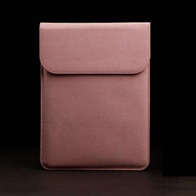 Новая сумка для ноутбука с эффектом потертости для Macbook Air 13 Pro retina 11 12 14 15 чехол для Xiaomi 13,3 15,6 Модный чехол для ноутбука - Цвет: pink