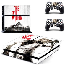 The Evil Within PS4 Skin Sticker Decal