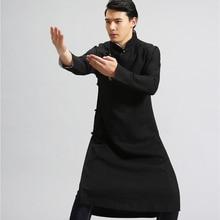 2016 Venda Quente Longo Designer Roupa Tang terno Jaqueta Wu Shu Tai Chi Roupas de Mangas Compridas Roupa traje de Exercícios(China (Mainland))