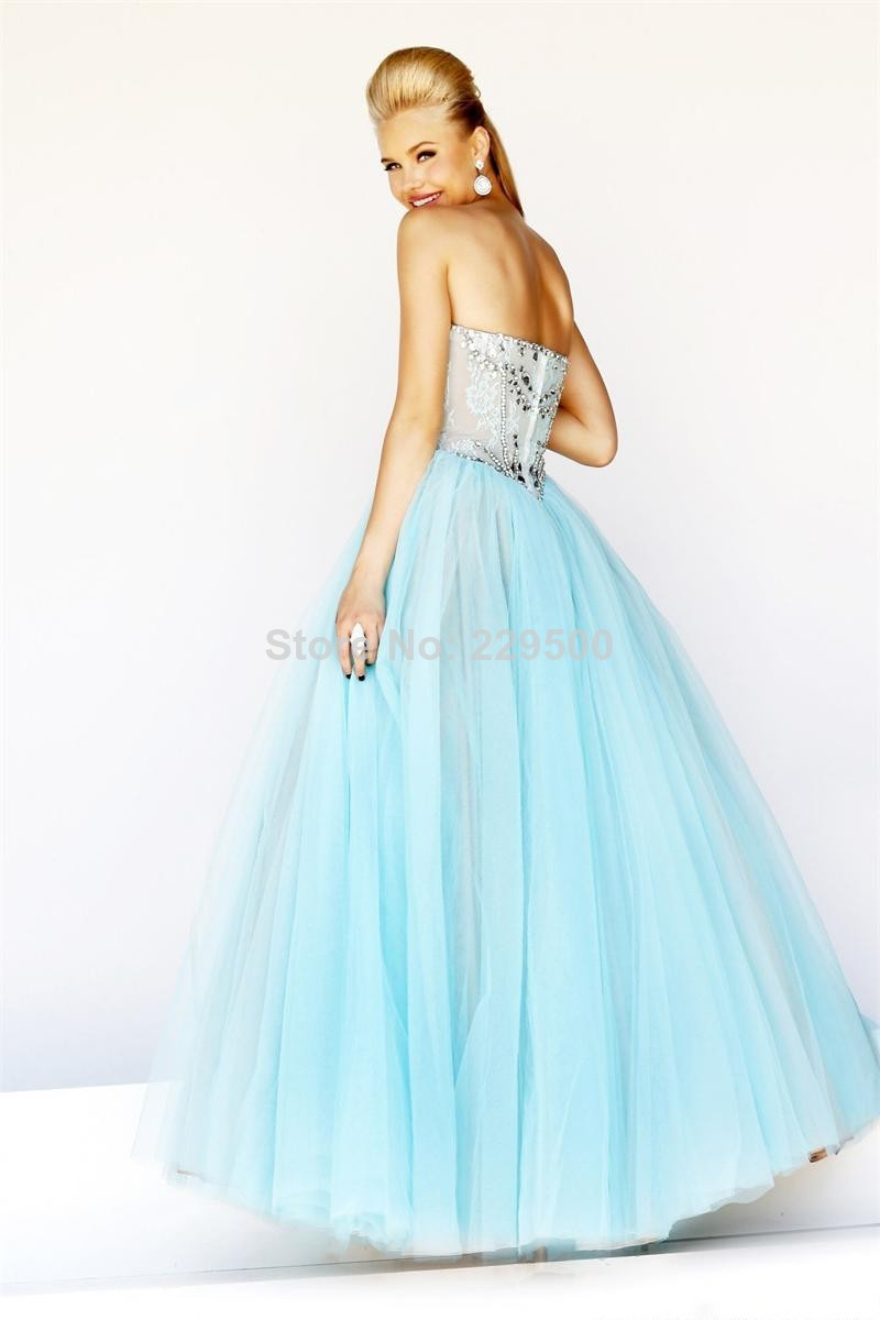 Prom Dresses Long Under Old Hollywood Short Strapless Ball Gown ...