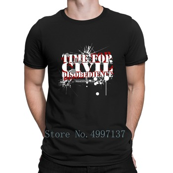Civil Disobedience Civil Engineer T Shirt Breathable Custom Cotton S-Xxxl Pictures Formal Interesting Spring Shirt image