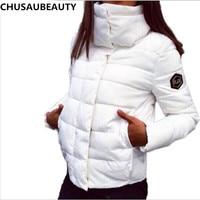 206 NEW Women Coat Fashion Autumn Winter Female Down Jacket Women Parkas Casual Jackets Inverno Parka