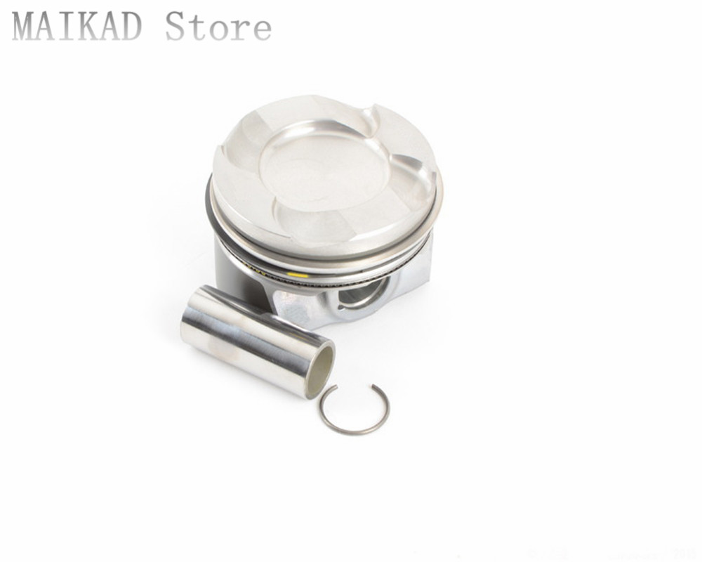 Piston for BMW X5 F15 F85 X5 M 35i 25d 28iX 35iX 50iX 50iX 4.0 50iX4.4 M50dx 11258619196