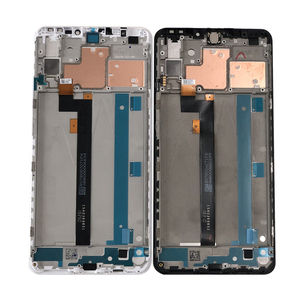 """Image 5 - Orijinal Axisinternational 6.9 """"Xiao mi Max 3 mi Max 3 LCD ekran ekran + dokunmatik panel sayısallaştırıcı için çerçeve ile mi Max3 mi MAX3"""