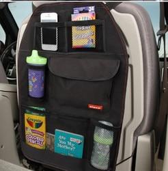 Saco do Assento de carro de Multi Bolso De Armazenamento Organizador Do Assento de Carro de Volta Saco de Acessórios Do Carro