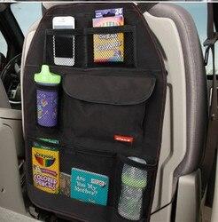 Samochód torba podsiodłowa do przechowywania wielu organizer kieszeniowy samochód Seat powrót torba akcesoria samochodowe