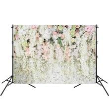 150X210 см Виниловый фон для фотостудии цветочный фон для фотосъемки для свадебной вечеринки фото реквизит