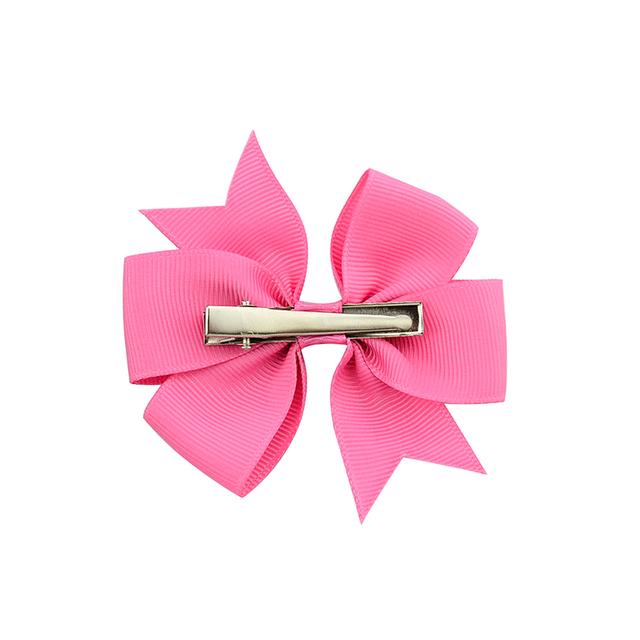 Grosgrain Ribbon Bows Clips